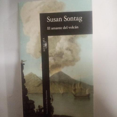 El amante del volcán (Susan Sontag)