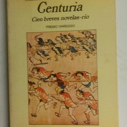 Centuria. Cien breves novelas-río (Giorgio Manganelli)