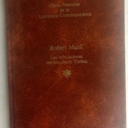 Las tribulaciones del estudiante Torless (Robert Musil)