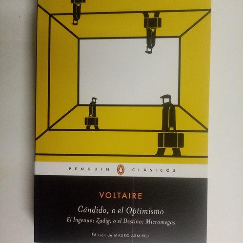Cándido, o el Optimismo (Voltaire)