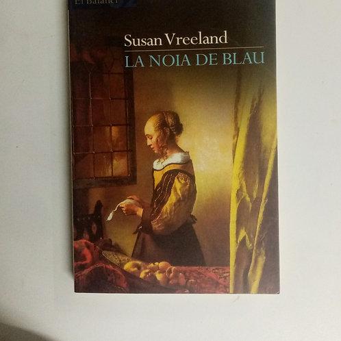 La noia de blau (Susan Vreeland)