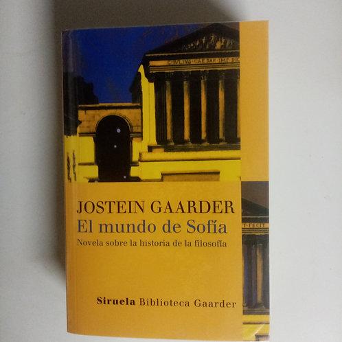 El mundo de Sofía (Jostein Gaarder)