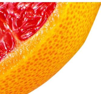 Frozen Grapefruit Spears