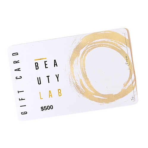 Beauty Lab Gift Card