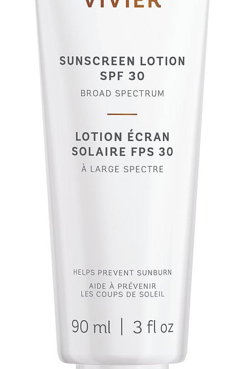 Vivier Sunscreen Lotion SPF 30