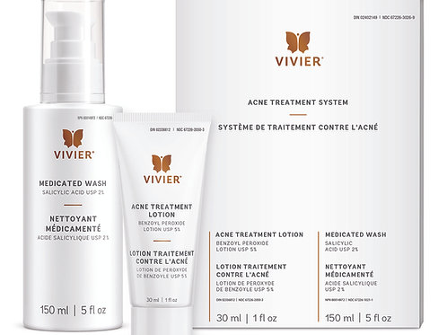 Vivier Acne Treatment System