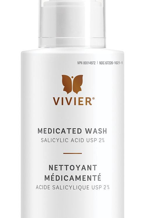 Vivier Medicated Wash
