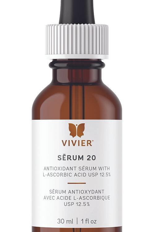 Vivier Serum 20