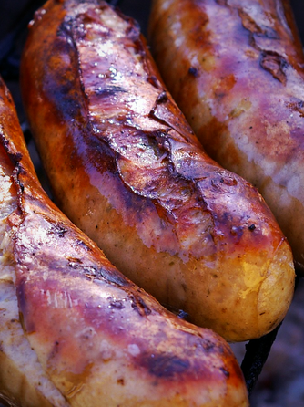 Low in calories: this simple and flavourful sausage is all you need!