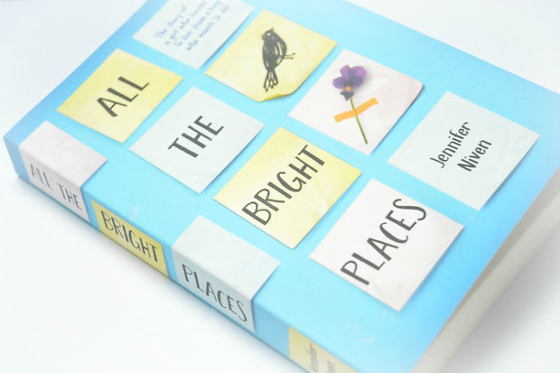 All The Bright Places by Jennifer Niven.JPG