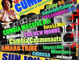 Sunday Cumbia Fest 2017
