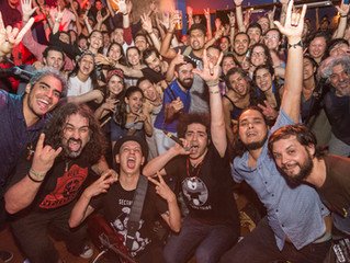 Sudamerican Rockers 2017