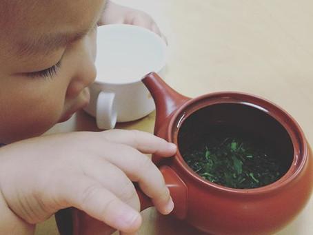 こども日本茶さろん