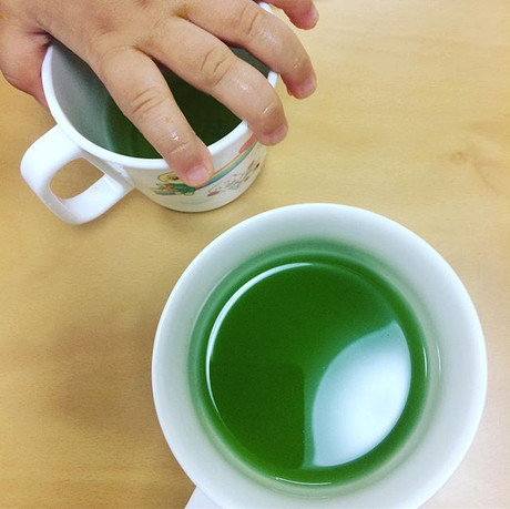 #teaforbaby #riccojapan #riccoorganic #o