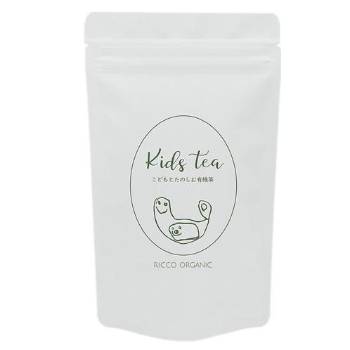 【定期配送】こどもとたのしむ有機茶 Kids TEA 有機煎茶
