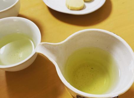 緑茶はビタミンの宝庫で、体に良いということ
