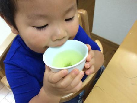 こどもの食育に日本茶!な理由