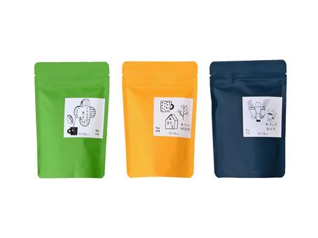 RICCO Organicのお茶、販売中です