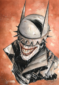 Batman Black Metal