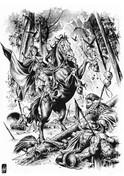 Dragonero Illustration