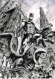 Batman & background