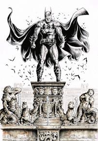Batman King Neptune