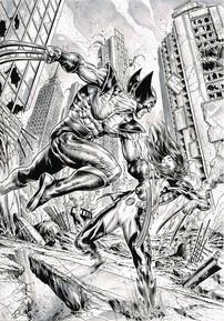 Wolverine vs X23