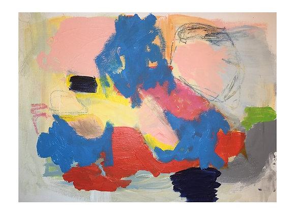 Summer Canvas Paper Series 1