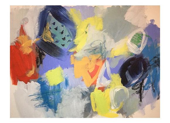 Summer Canvas Paper Series 2