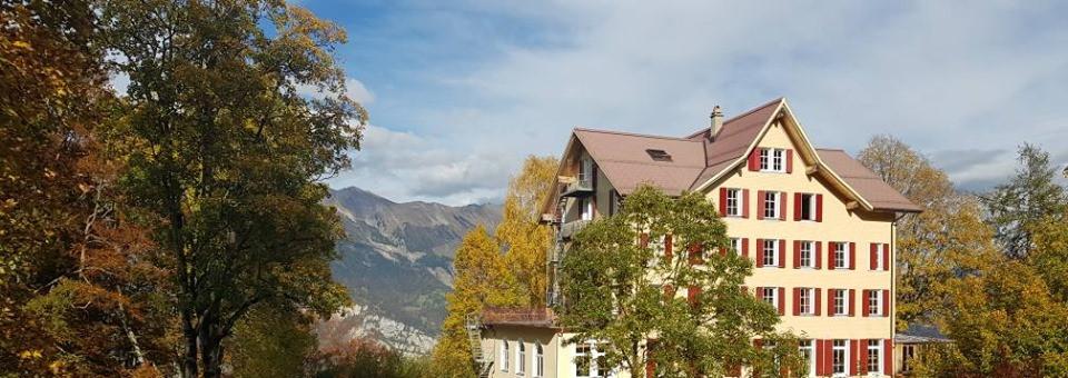 Hotel Schweibenalp