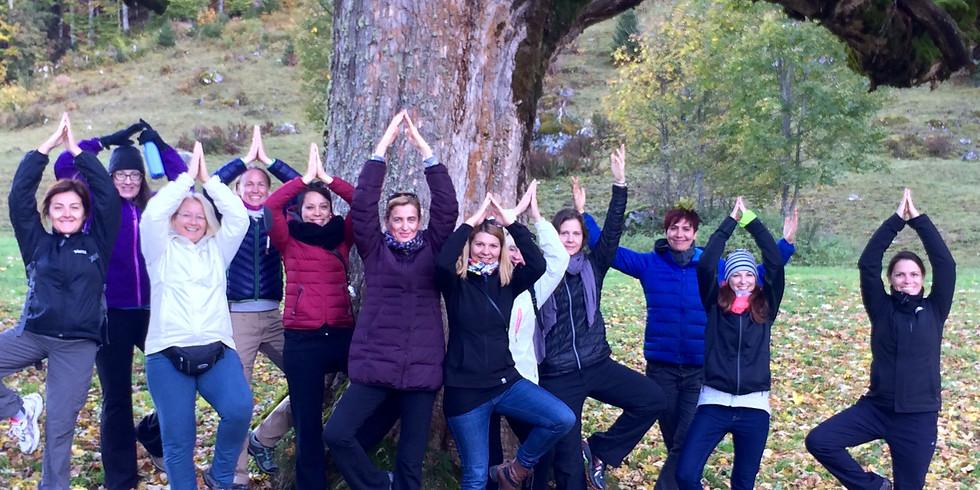 Autumn Yoga & Mindfulness Retreat 2020