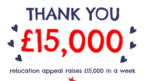 Charity Dart Sailability's  relocation appeal raises £15,000 in a week – thank you !