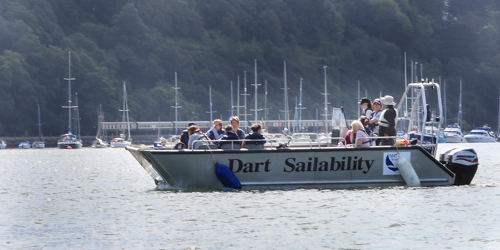 11:00 hrs Ark Boat Trip - Testing Testing Testing