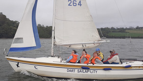 Young Carers to join Dart Sailability
