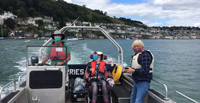 Dart Sailability Returns to the Water