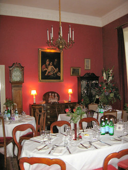The Castle Dining Room