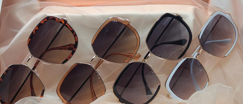 Rich Auntie Glasses