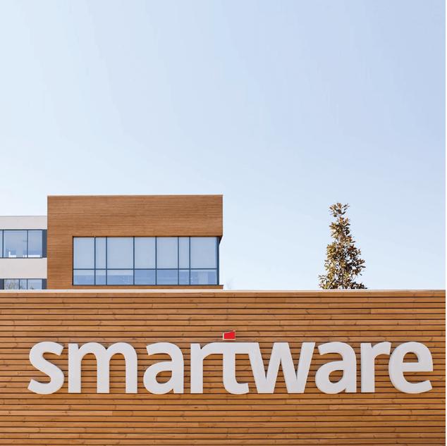 Smartware - Litere volumetrice