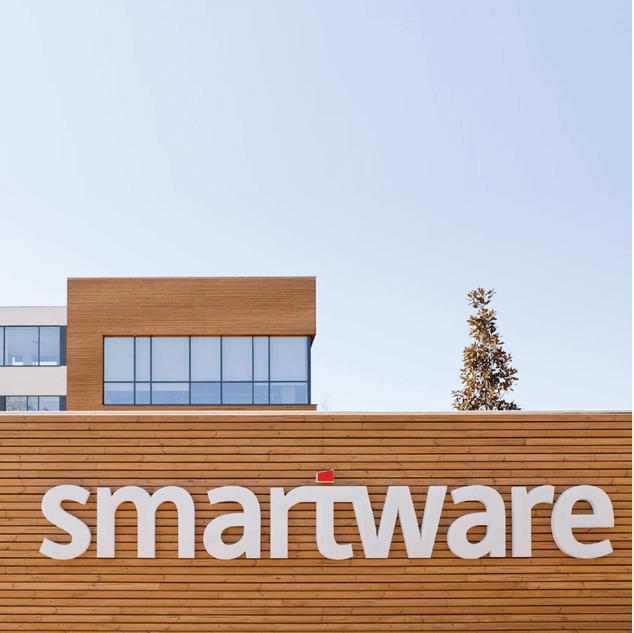 Smartware - Volumetric letters