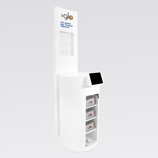 iGlo - Shop in shop
