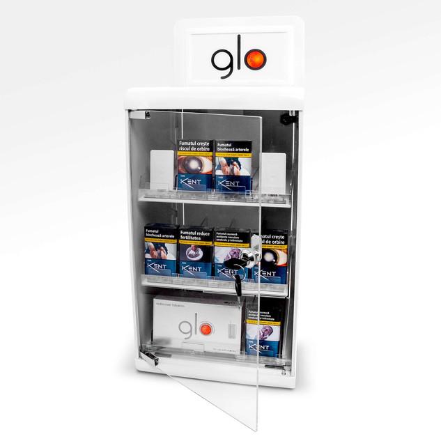 glo - Counter dispenser