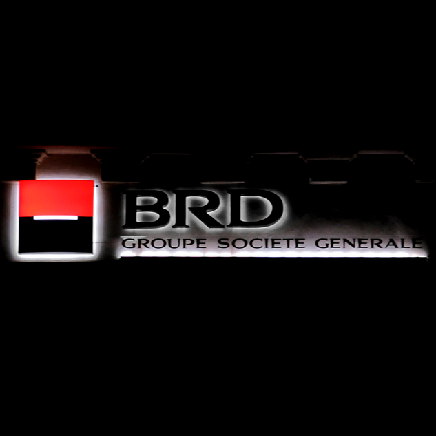 BRD - Illuminated sign