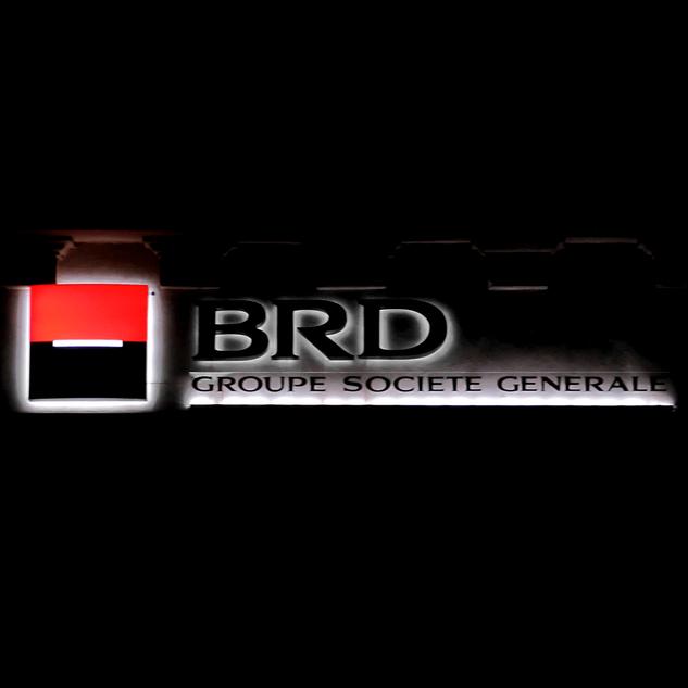 BRD - Illuminated sign