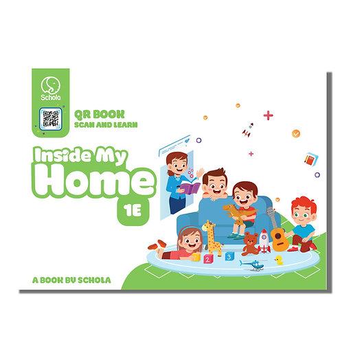 Sách 1E: Inside My Home