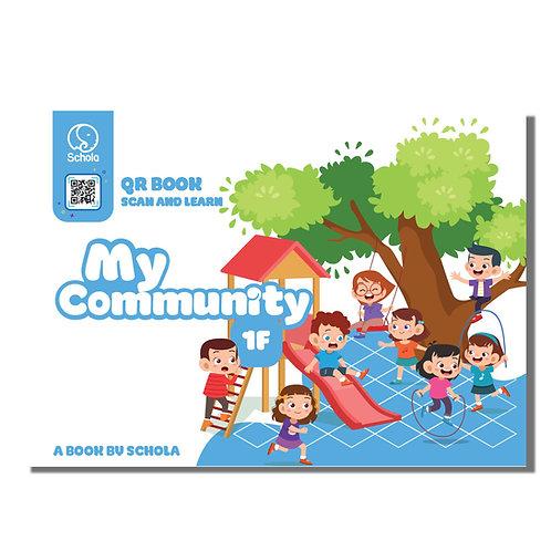 Sách 1F: My Community