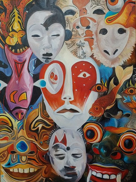 Truths Are Told Behind Masks