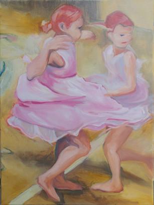 Twirl of Blush