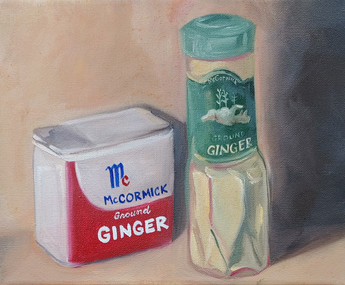 Ginger with Ginger