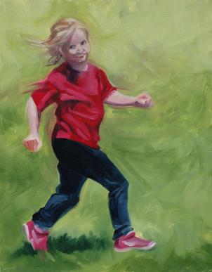 Running Girl 2