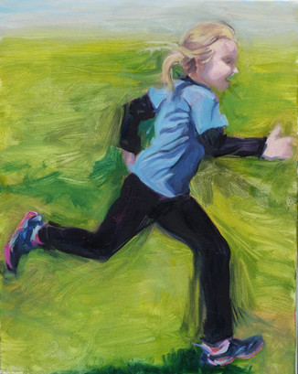 Running Girl 3